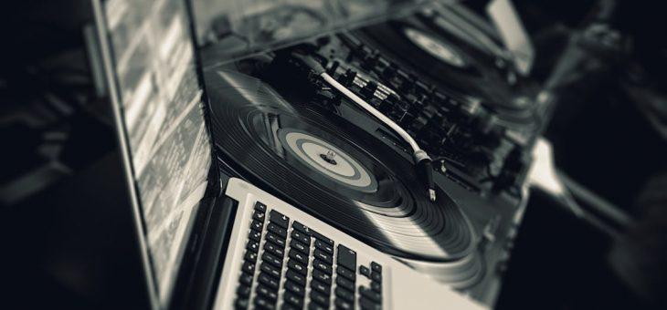 Jonge DJ's!